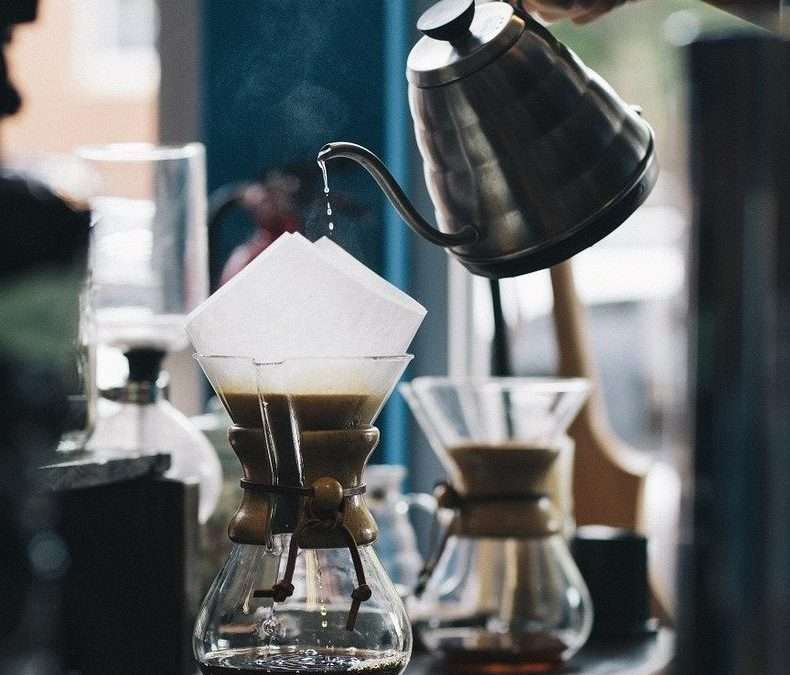 Coffee culture in Brazil: Drip or Pour Over coffee