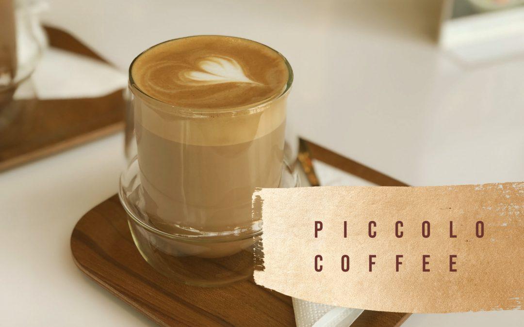 Piccolo Coffee: the baristas' favourite in Australia